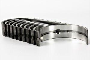 Engine Crankshaft Main Bearing-DOHC, Eng Code: GA16DE, 16 Valves DNJ MB609