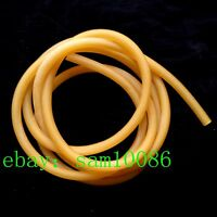 Amber latex tube,bleed tube,ID 6mm OD 9mm,ID 6mm,5 Meter/lot,rubber tube