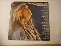 Rock's Greatest Hits - Various Artists - Double Vinyl LP