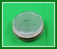 """Dual Function (High and Low) 2-1/2""""  Amber Clear Lens 6 LED Sealed Light"""
