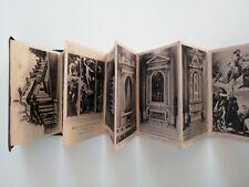 Cartoline Brescia Chiesa parrocchiale Collegiata Insigne 15 vedute artistiche 7p