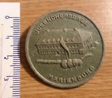 Pin in cartone Jugendherberge Marienburg Ostello della Gioventù Malbork Polonia