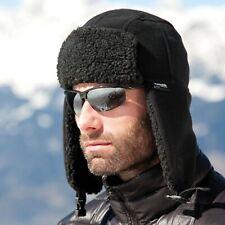 Thinsulate 3M Trapper Hat Russian Cossack Sherpa Winter Warm Fleece Hat - R358X