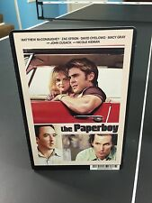 "Movie Backer Card ""The Paperboy"" (Not the Movie) *Mini Poster*"