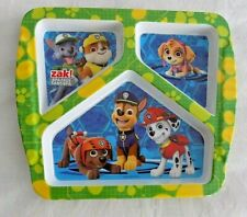 Paw Patrol Kids Divided Plate
