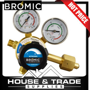Bromic High Pressure (HP) Nitrogen Regulator 1812110