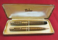 Parker Vacumatic Golden Web...Restored