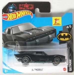 Hot Wheels 2021 #181 - GRX23 - Batman - Batmobile