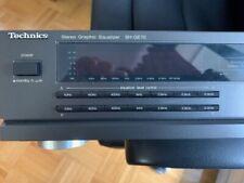 TECHNICS SH-GE70 Home Audio Equalizer