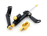 Amortiguador de dirección with bracket Suport Para Honda CBR954RR CBR 954 RR B/