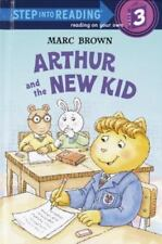 Arthur and the New Kid (Step into Reading)-ExLibrary