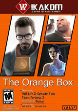 The Orange Box Steam Digital Game **Fast Delivery!**