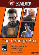 The Orange Box Steam Digital NO DISC/BOX **Fast Delivery!**