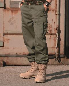 US Ranger Hose Typ BDU oliv, Camping, Outdoor, Military -NEU-