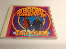 "WHOOMP! ""There It Is / Tag Team"" CD 1993 Teichiku Records TECX-23636 Japan"