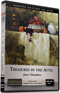 Jean Chambers: Treasures in the Attic - Art Instruction DVD