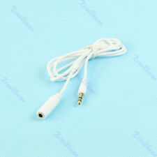 3.5mm Male to Female Jack Stereo Audio Extension Cable for Headphone Adapter