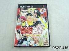 Yu Yuu Hakusho Forever Playstation 2 Japanese Import PS2 Japan JP US Seller C