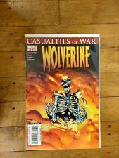 Marvel Wolverine #48 Casualties of War  Unread Condition 2007