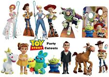 DISNEY TOY STORY 4 LIFESIZE CUT OUT BIRTHDAY PARTY PHOTO DECORATIONS Buzz Woody