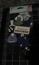 Jolee's Boutique dimensional stickers - School Uniforms Large LaGrande spjblg257