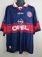 Adidas Bayern Munich 1997 97-98 Football Shirt Jersey Trikot Maglia Mens XXL 2XL