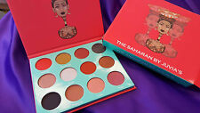 SAHARAN Palette by Juvia's Place Eyeshadow Eye Shadow BRAND NEW USA Seller