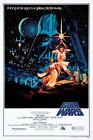 "Внешний вид - Star Wars movie poster - 11"" x 17""  Star Wars poster - 11 x 17 inches"