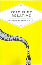 Gerald Durrell ROSY IS MY RELATIVE Brand New! paperback 2017 Classic Collectable