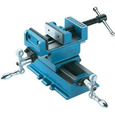 "Shop Fox 3"" Cross Sliding Vise 4"" x 5"" Travel X-Y Slide Mill & Drill D2730 New"