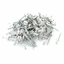 Pack of 100 4.0mm x 10mm Long Blind Pop Rivets