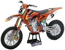 Motocicletas y quads de automodelismo y aeromodelismo naranjas de escala 1:10