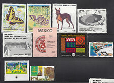 Mexico 1983-1998 Collection all  mint never hinged