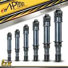 6x Ignition Coils for Jeep Cherokee KJ Grand Cherokee WH WK Commander 4.7L 3.7L