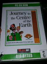 Journey To The Centre of The Earth (animated talk storybook) PC GAME - FREE POST