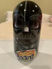 Mighty Beanz Darth Vader Tin Case w/ 21 Beans Rare?