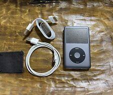 Apple iPod CLASSIC 7th Generation Black (160 GB) A1238