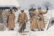 """Dragon 1/35 #6518 German Infantry in Wachtmantel """"Leningrad 1943"""""""