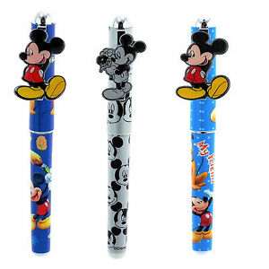 Disney Mickey Mouse Pen - Choose Your Color