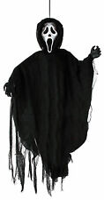 Hanging Ghostface Decoration Prop Fancy Dress Halloween Accessory P10764
