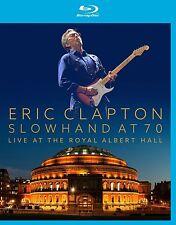 ERIC CLAPTON SLOWHAND AT 70 LIVE AT ROYAL ALBERT HALL BLU-RAY DISC (2015)