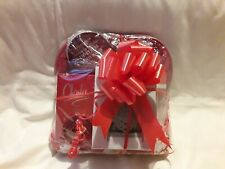 Tags New friends Luxury gift large hamper Christmas red Yankee 19.99p basket
