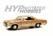 SUNSTAR 1:18 PONTIAC 1964 GTO DIECAST GOLD/LIGHT BRONZE 1825