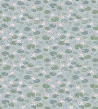 Primavera Floral 100/% algodón tejido acolchado listo previamente acolchada acolchado Flores JQ26