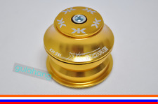 "KORE MTB Track Road Bike 44mm Threadless Internal 1-1/8"" Headset - Gold"