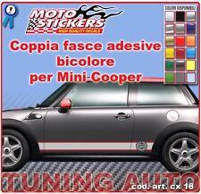 Mini Cooper - Fasce adesive a 2 colori - cod. art. cx18