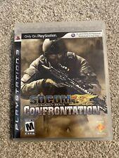 Socom US Navy Seals Confrontation PS3