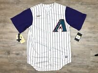 2020 Nike Arizona Diamondbacks Luis Gonzalez #20 Cooperstown Jersey Size Small