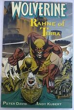 Marvel Comics Wolverine Rahne of Terra (1991) HIGH GLOSS WHITE PAGES MT/NM 9.8