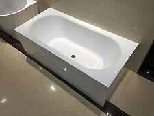 Bathroom Acrylic Free Standing Bath Tub Edge 1700 x 800 x 580 Model Santina